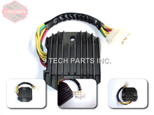 Motorcycle Voltage Regulator Rectifier for ZZR250 YZF1000 5 6 7 pins available optional select(China)