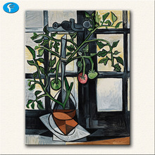 Pablo Picasso PLANT DE TOMATES oil painting Print Abstract Canvas Prints Wall Art Picture For Living Room painting no frame