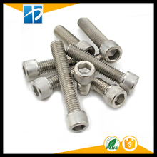 (50 pc/lot) M1.4,M1.6,M2,M2.5,M3 *L sus304 stainless steel hexagon socket head cap screw / model auto diy screw,DIN912(China)