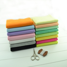 Soft Cotton knitted jersey fabric by half meter  DIY baby T-shirt fashion clothing making Cotton fabric 50*170cm