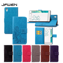 Buy Sony Xperia XA Case Flip Wallet Leather Luxury Clover Phone Case Sony Xperia XA F3111 F3112 F3113 F3115 F3116 Case Cover for $3.69 in AliExpress store