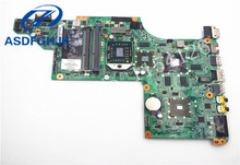 LAPTOP MOTHERBOARD 615687-001 FOR HP DV7 DV7-4000 MOTHERBOARD DA0LX8MB6D1 DDR3 Non-integrated 100% test ok