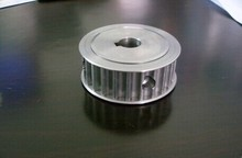 Manufacture pice good quality 32teeth HTD5M pulley anodizing finish