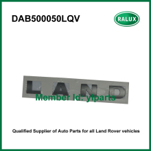 DAB500050LQV front automobile name plate for LR Discovery 3/4 2010 car brand letter sticker aftermarket parts factory wholesale