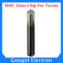 Best Price For Toyota ID4C Glass Chip  For Toyota ID 4C 10pcs/lot Free Shipping