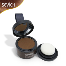 Hair Shadow Powders Baby Hairline Modified Repair Trimming Powders Hair building Fibers Makeup Concealer Natural Cover Beauty(China)