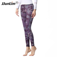 Buy Fitness Yoga Sports Leggings Women Stretched Printed Yoga Pants Yoga leggings Female Sport Trousers Running Tights Workout Pants for $15.94 in AliExpress store
