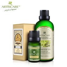 ARTISCARE Frankincense essential oil + Jojoba base oil Skin Care Shrink Pores Anti-Aging Moisturizing Anti Chapping Beauty(China)