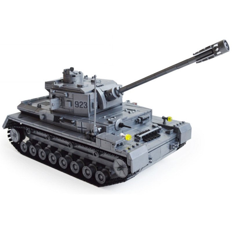 Kazi 1193pcs Century Military Tank Building Blocks Tank Bricks Educational Bricks Toy Kids Birthday Gift Toys For Children 82010<br>