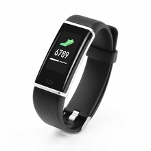 Buy Hembeer Message Reminder id130plus Smartband Pedometer Heart Rate Monitor Sleep Tracker vivo xiomi mi a1 PK fitbits r5max for $24.19 in AliExpress store
