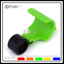 Racing Front Brake Lever Safety Lock For KX65 KX85 KX125 KX250 KX500 KX250F KX450F KLX450R KLX150 KLX250 Motorcycle Dirt Bike