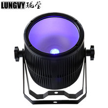 Free Shipping 60W 3in1 RGB LED COB LED Par Cans Light  Professional Dance Party Disco DJ Club LED Par Light