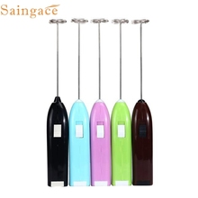 Fashion Hot Drinks Milk Frother Foamer Whisk Mixer Stirrer Egg Beater
