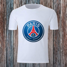 Brand Football Team France Man T-Shirt Championnat de France de football Ligue Print O Neck T Shirt Mens Short Sleeve Tops Tees
