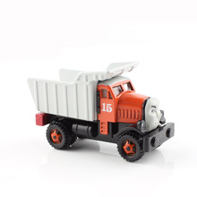 Thomas and friends trains Max dump truck cars the tank engine tram railway magnet metal tomas die cast models toys baby for kids