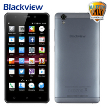 "Official Blackview A8 Mobile Phone 3G 5.0"" HD IPS Smartphone Android 5.1 MTK6580A Quad Core 1.3GHz 8MP Dual SIM A8"