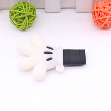 usb flash driver pen drive side of mickey mouse cartoon gloves Balloon stick shape memory stick 4gb 8gb 16gb 32gb 64 gb