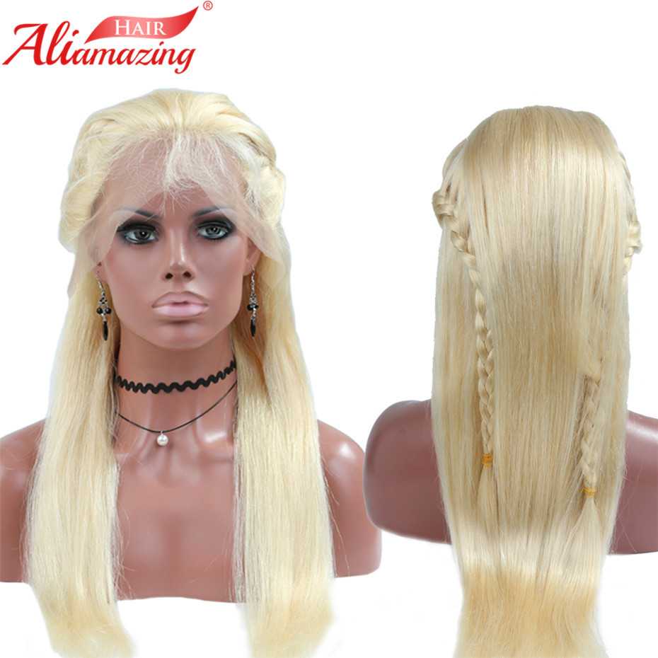 blonde lace wig 3