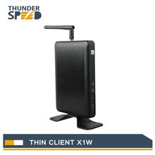 ThunderSpeed Cloud Device Network Terminal Mini Computer X1/X1W All Winner A20 HDMI VGA Linux Embedded RDP 7 Protocol Cheap