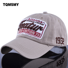 TQMSMY Fashion Baseball Cap Men Cotton Snapback Women Casual Hats Letter Arizona Gorras De Beisbol EDITION 76 Caps TMBS01