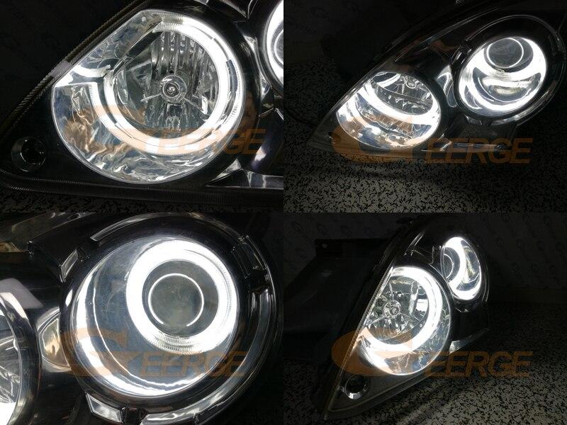 ccfl angel eyes Hyundai Terracan 2001-2007(8)