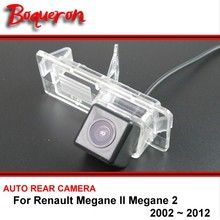 For Renault Megane II Megane 2 2002-2012 Car Rear View Camera / Reversing Park Camera / for sony HD CCD Night Vision Wide Angle