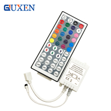 DC12V 6A 44 key RGB ir remote controller led accessories to control smd 5050 3528 led strip lighting mini 44key remote control