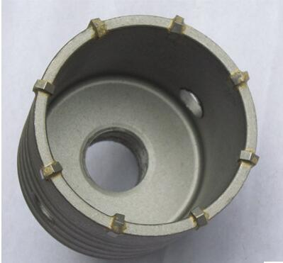 Promotion sale of 1PC carbide tipped wall hole saw 150*72*M22 strengthened electric Hammer hole saw for wall<br>