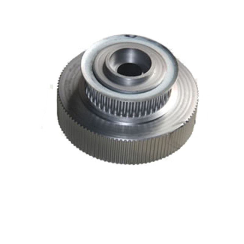 double decked Strain Pulley for Myjet Xaar printhead Printer <br>