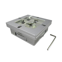 Universal 80mm 90mm reballing station LY RD980 New auto align bga reball stencils fixture jig(China)