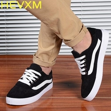 HEVXM Spring And Autumn New Arrival Men High Quality Classic Casual Shoes Breathable Men Canvas Shoes Fashion Soft Thick Sole