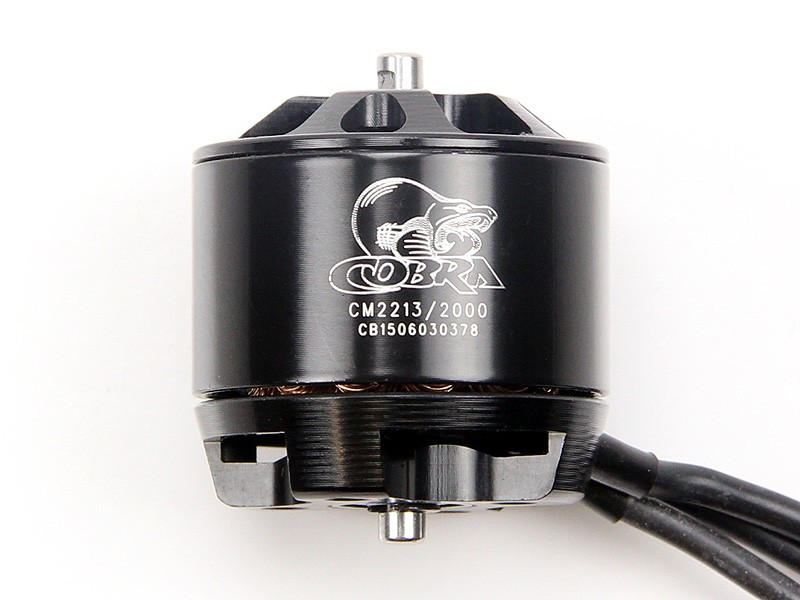 Cobra Motor CM2213-2000Kv, Brushless Motor for Multirotor, Drone,Fpv racing,1pc per pack<br><br>Aliexpress