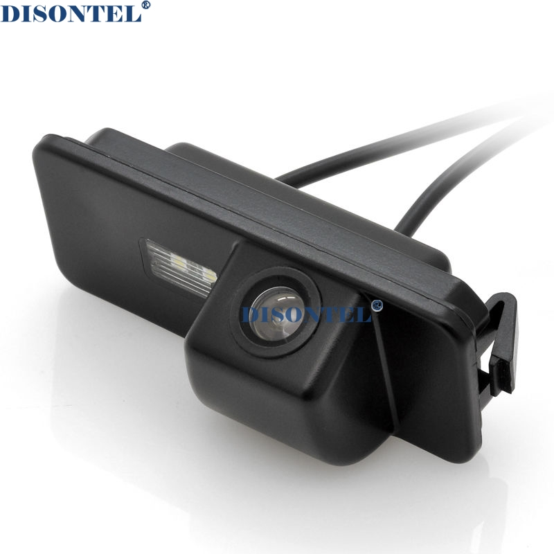 Rearview camera For VW Polo 2C Passat B6 CC Golf 6 5 4 New Jetta Bora Backup CCD reverse HD night version Parking Camera(China)