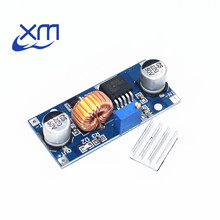 5A DC-DC Step Down Adjustable Power Supply Module Lithium Charger XL4015 4~38V 96% 5A DC adjustable step-down module(China)