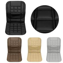 2017 Hot Sale High Quality Universal Car Van Seat Cover Cushion Protector Car Imitation Leather Cushion Beige/Gray/Black/Coffee(China)