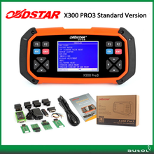 Odometer Correction Tool OBDStar X300 PRO3 Universal car key programmer x300 key master with Standard Configuration X300 PRO3