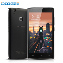 Doogee X5 MAX Mobile Phone 5 Inch HD MTK6580 Quad Core Andriod 6.0 1GB ROM 8GB RAM 8MP Camera Fingerprint 3G 4000mAh Cellphone
