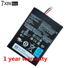3550mAh 3.7V Original L12T1P31 BL195 1ICP48/67/89-1 Laptop Battery For LENOVO IDEATAB A2107A 8GB 7IN A2107 A2207 A2 TABLET
