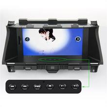 7 inch Android Car GPS Navigation quad core Car Multimedia For Honda Accord 2008-2012+DVR+Map the latest Satnav Stereo
