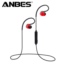 Bluetooth Earphones Wireless Earpiece Sport Running Stereo Earbuds With Microphone For Phone fone de ouvido for iPhone Samsung(China)