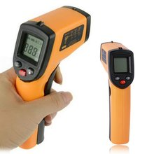 Portable Baby IR Infrared Thermometer Gun Laser Digital Temperature Body Thermometer(China)