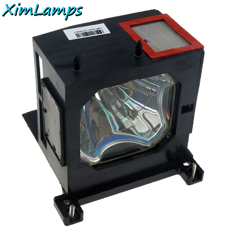Free shipping LMP-H200 replacement projector lamp with housing Fit for Sony VPL-VW40, VPL-VW50, VPL-VW60 Projectors<br>