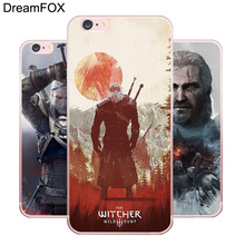 Buy L264 Witcher Wild Hunt Soft TPU Silicone Case Cover Apple iPhone X 8 7 6 6S Plus 5 5S SE 5C 4 4S for $1.25 in AliExpress store