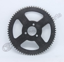 68 68T Tooth 25H 26MM Rear Sprocket Mini Moto ATV Quad Dirt Pit Pocket Bike Chopper 47CC 49CC