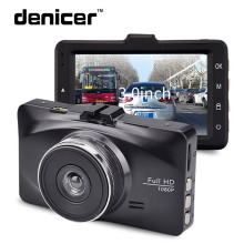 Dash Cam Car Camera Full HD 720P Car Video Recorder 3.0 Inch Screen Car Detector Vehicle Dvr With Night Vision Dashboard Camera(China)