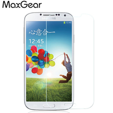 0.3mm Tempered Glass Anti-explosion For samsung galaxy s4 mini Screen Protector For samsung free shipping With OPP Package