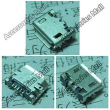 100XNew DC Power Jack Micro USB  Port Plug Socket for netbook/ tablet /mobile/Nokia 5800 N81 5310 N78 E63 E72