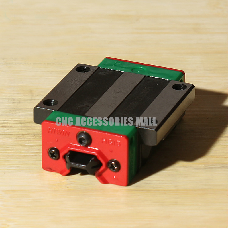 1pcs Original HIWIN HGW15CC linear guide block match with HGR15 rails <br>