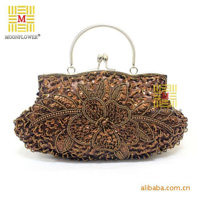 Inventory special beaded bag handicraft bag blown prosperous portable bag cheongsam bag 2513-01 women handbags<br><br>Aliexpress