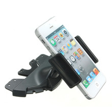 Universal Car CD Slot Phone Stands 360 Degree Rotate For iPhone For Samsung For Xiaomi Smartphone Practical Car Mount Holder